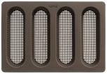 Minibaguette bakform med hål - Lékué